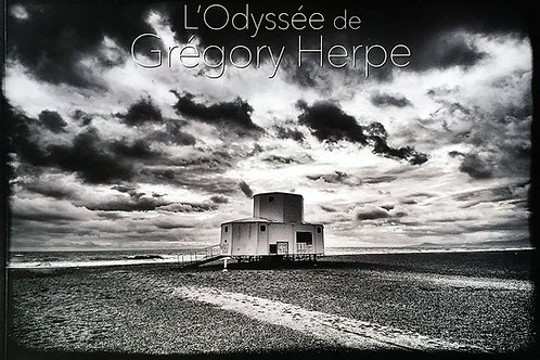 Book: L'Odyssée de Gregory Herpe (Personalized dedication)