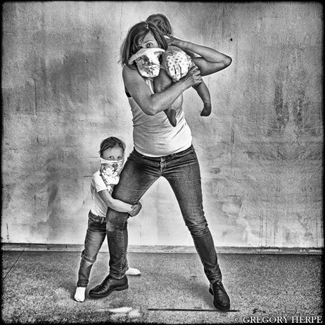 Strong Mother