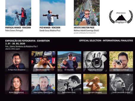 International Finalist - 5 months exhibition in Azores