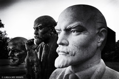 the Lenin Obsession - Tallinn, Estonia