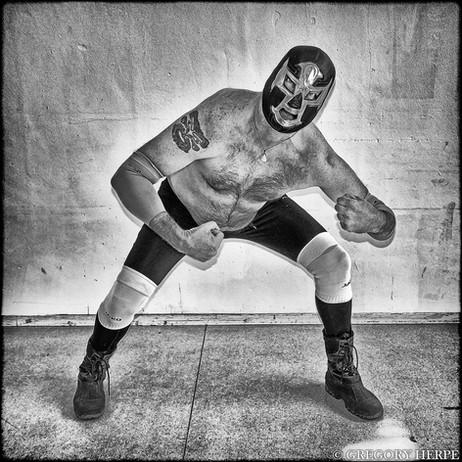 Mexican Wrestler