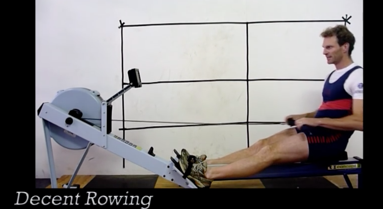 Olympian explains the erg