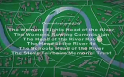 How to Cox the Head of the River