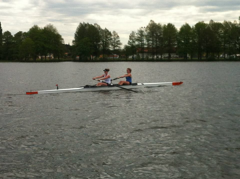 Our new addition to the BUBC fleet