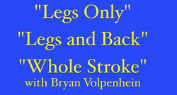 Legs Only Drills