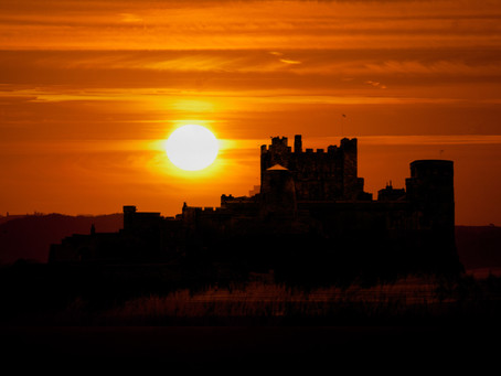 Bamburgh Castle - Why you should always carry a camera.