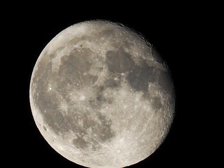 Our Amazing Moon.