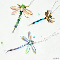 20 minute Beaded Dragonfly Tutorial