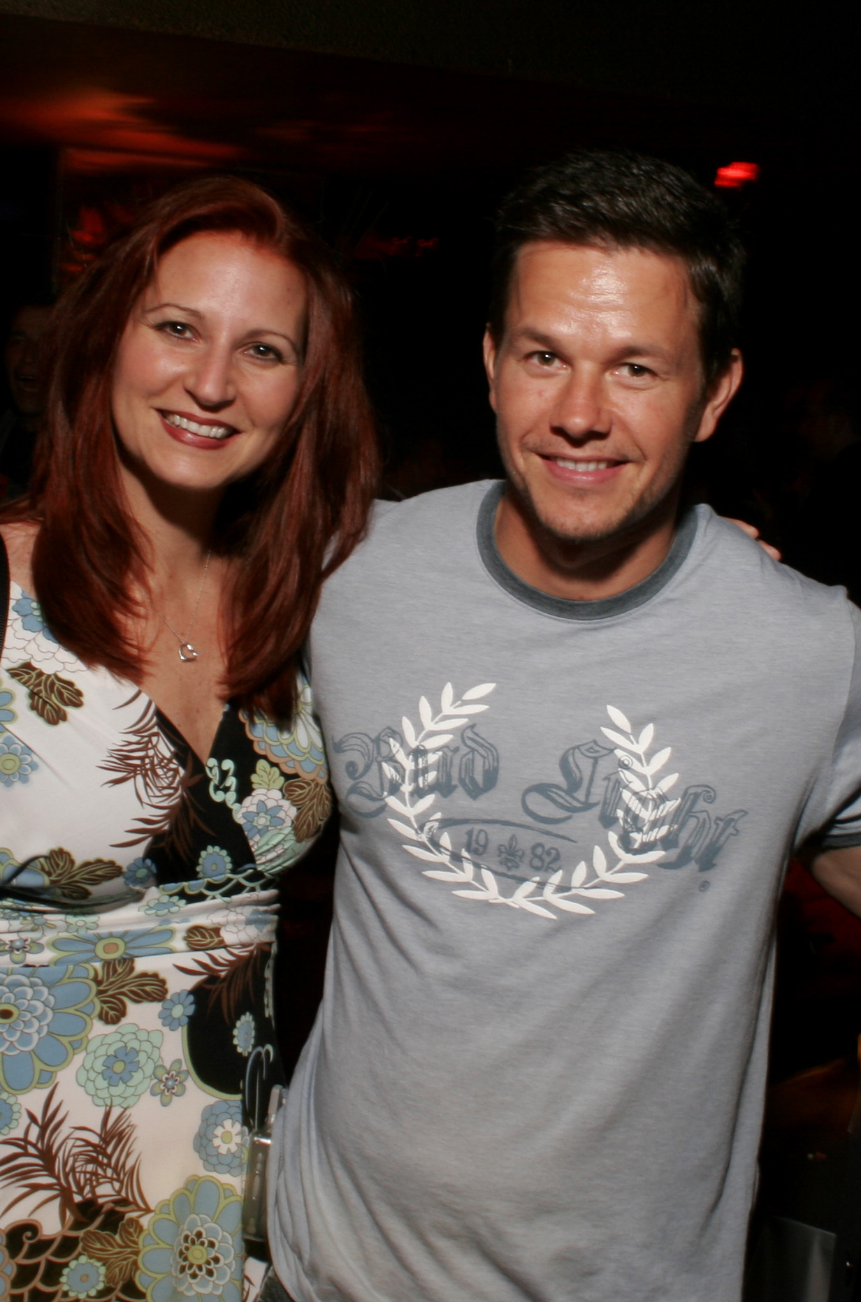 Mark Wahlburg @ Entourage Event, NYC