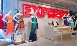 Express Spring 2014 launch