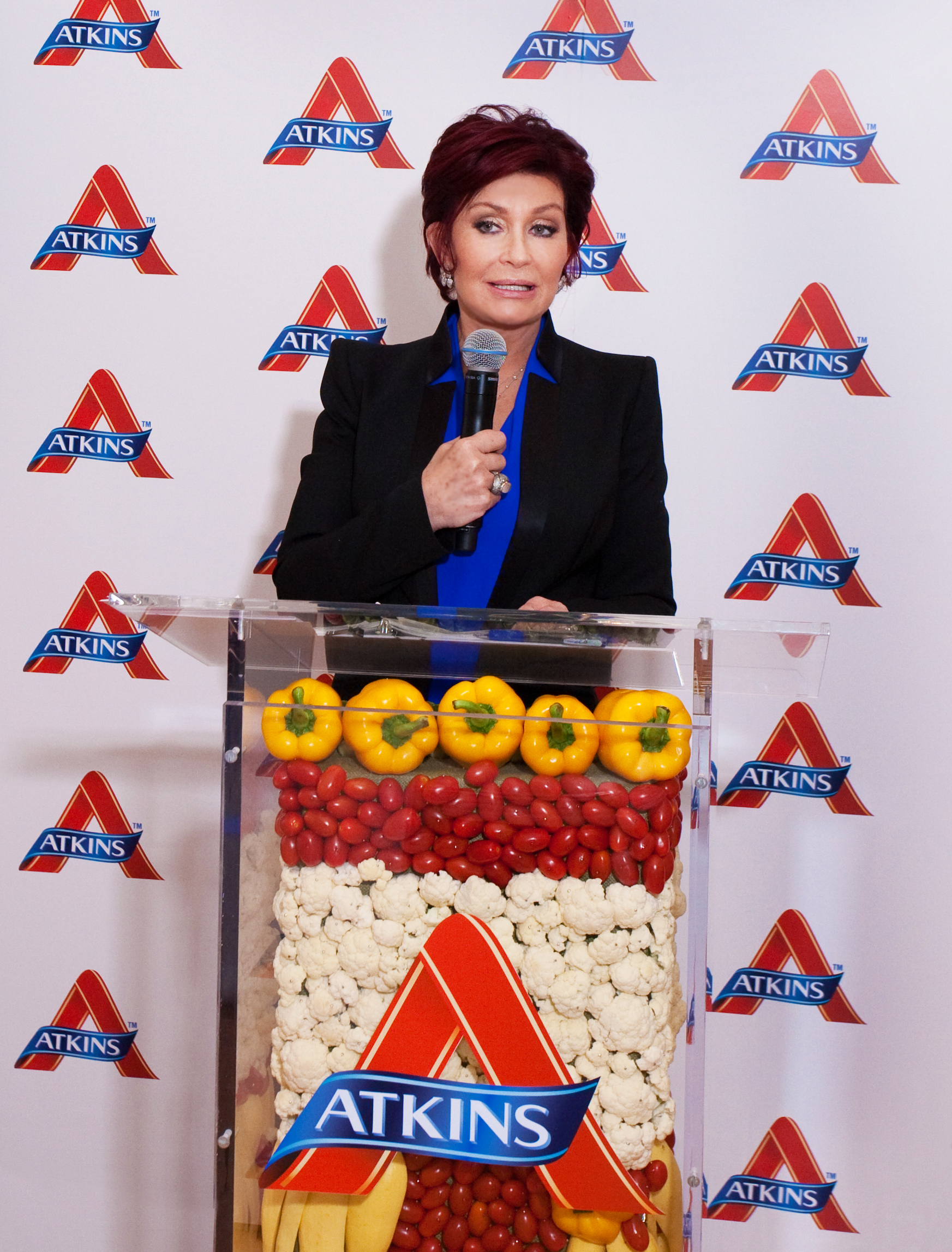 Sharon Osbourne _ Atkins Launch