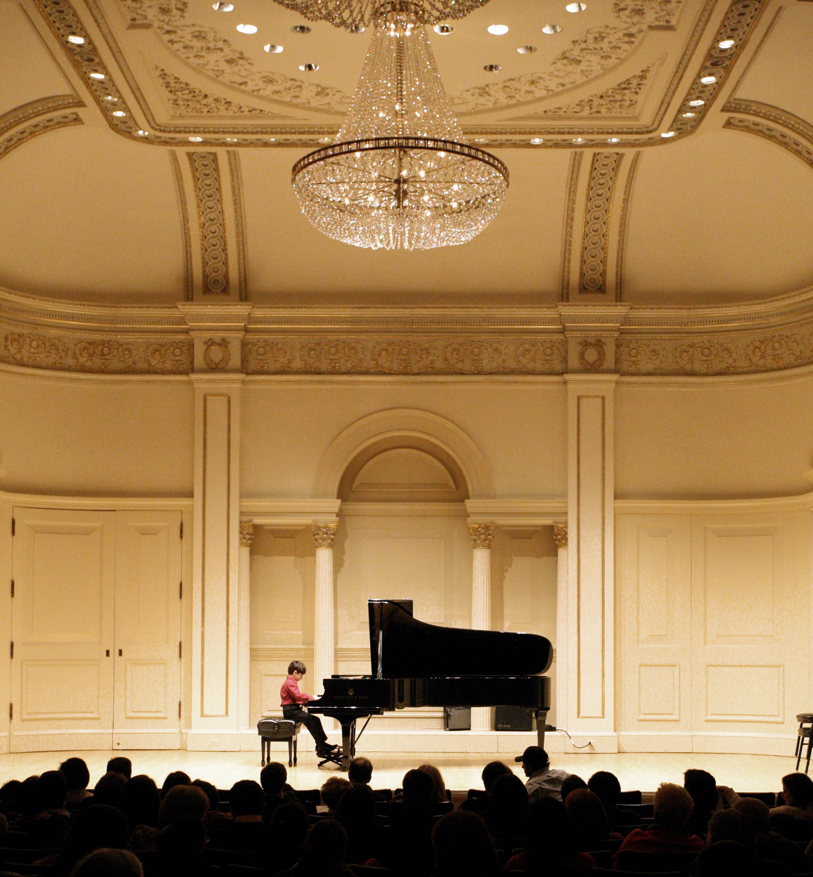 Young Artists @ Carnegie Hall