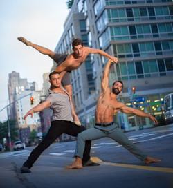Golden Hour Ballet