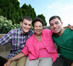 Grandma Tafurelli @ Donald's 80th