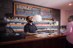 Henley Vaporium Product Launch