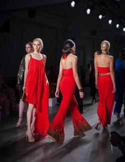 runway34 Fashion Show, NYC