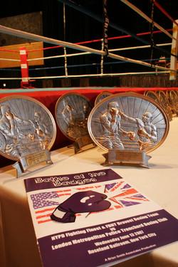 FDNY vs. NYPD Boxing Gala