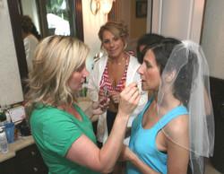 Pre-wedding make up session
