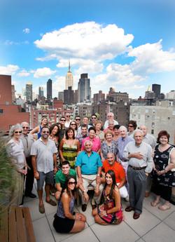 Family Reunion-Tafurelli Family, NYC