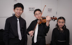 Young Musicians @ Carnegie Hall, NYC