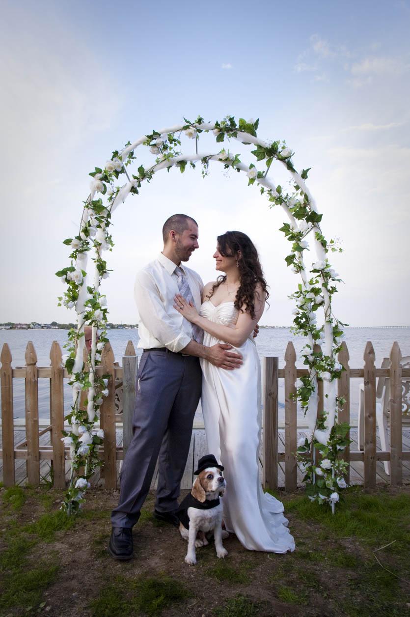 Long Island Wedding by the sea