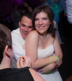 Bride and Groom, New York City