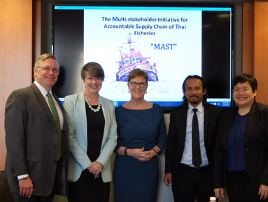 MAST: The Multi-stakeholder Initiative for Accountable Supply Chain of Thai Fisheries