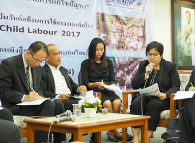 World Day against Child Labor 2017