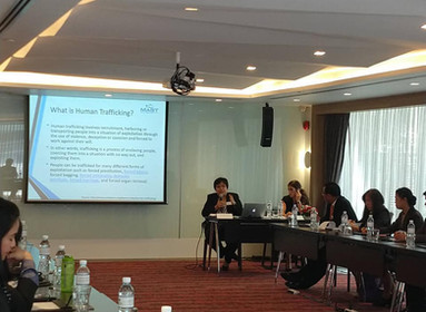 PILnet's ATIP Workshop for International and Local Law Firms and Lawyers in Thailand.