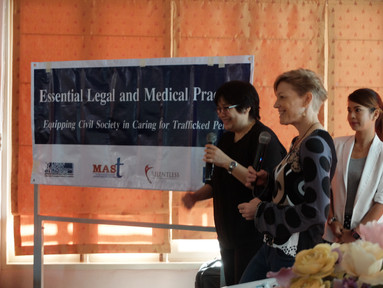 MAST's Project on Essential Legal and Medical Practices: Equipping Civil Society for Better Care
