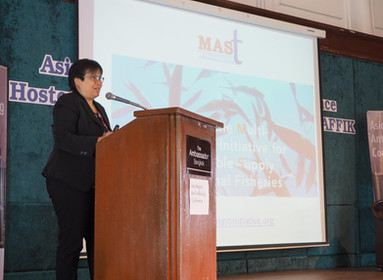 Asia Region Anti-Trafficking Conference in Bangkok, Thailand.