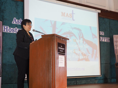 Asia Region Anti-Trafficking Conference in Bangkok, Thailand.