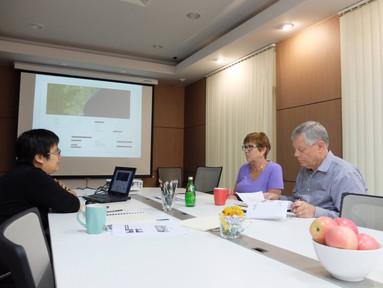 MAST Thai & U.S. - Catching Up about MAST's working progress on the ground.