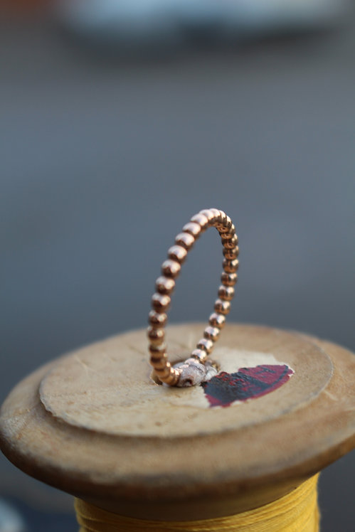 Bobble Stackable Spacer Ring