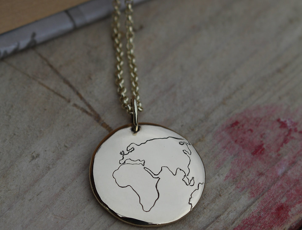 The World Disc Necklace