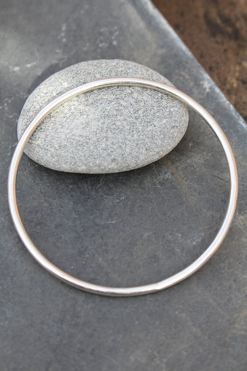 Plain Round Profile Bangle