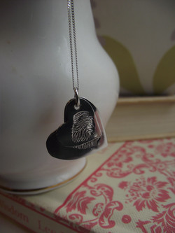 B-Jewellery Fingerprint heart (1)