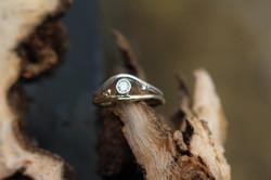 B-Jewellery Twig ring 3