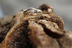 B_jewellery Twig ring 1