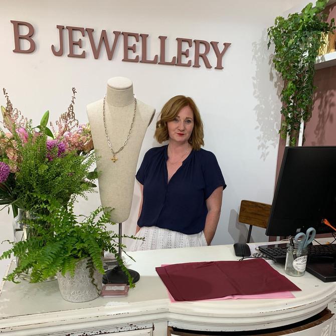B Jewellery Opens Second Shop