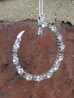 B-Jewellery Diamond  Brooch 3