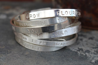 B-Jewellery open bangle quotes 1.JPG