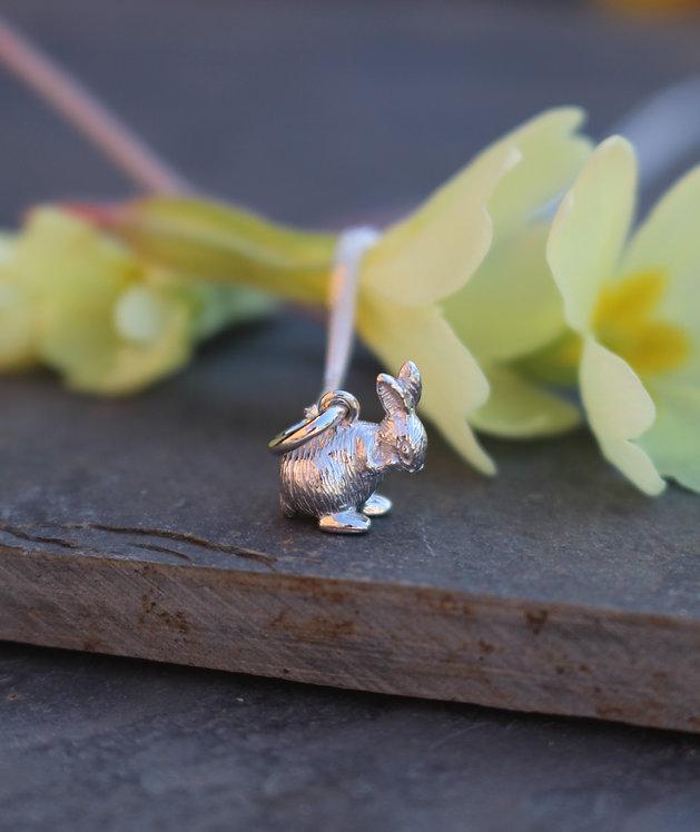 Tiny Bunny Necklace