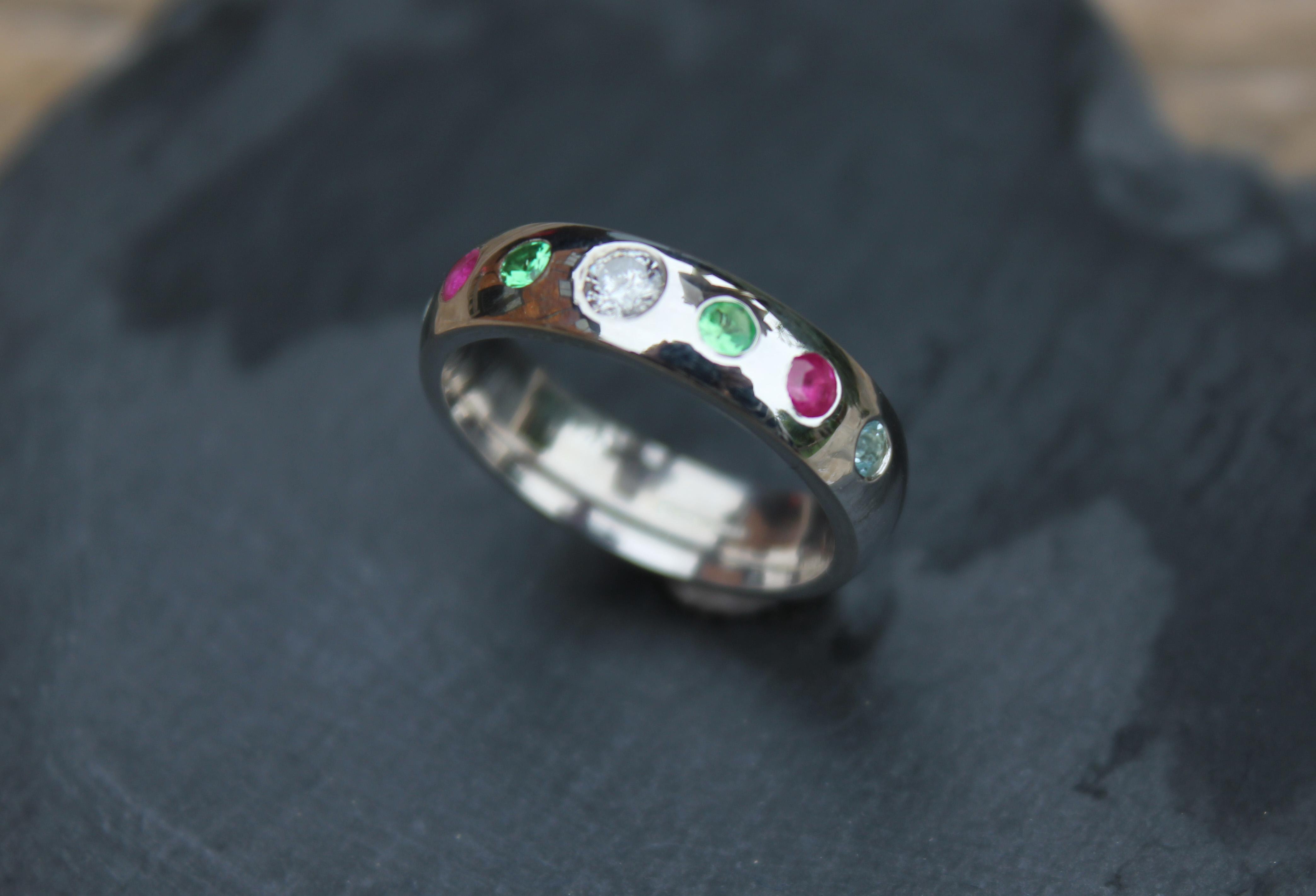 B-Jewellery multi stones 3