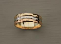 B-Jewellery Peter Keates 3 colour wedd