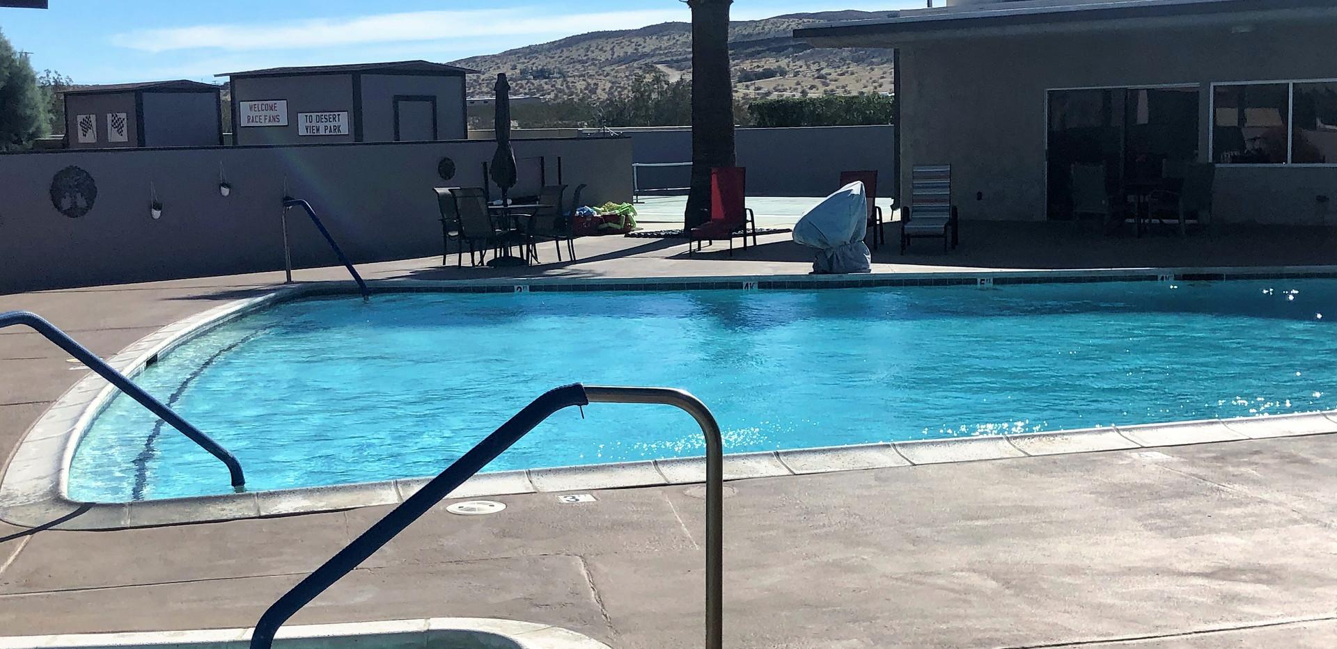 Pool and Cool Pool
