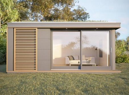 Modern eco friendly bungalows