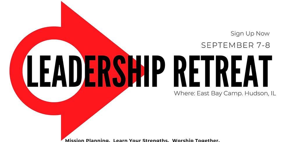 GUMC Leadership Retreat