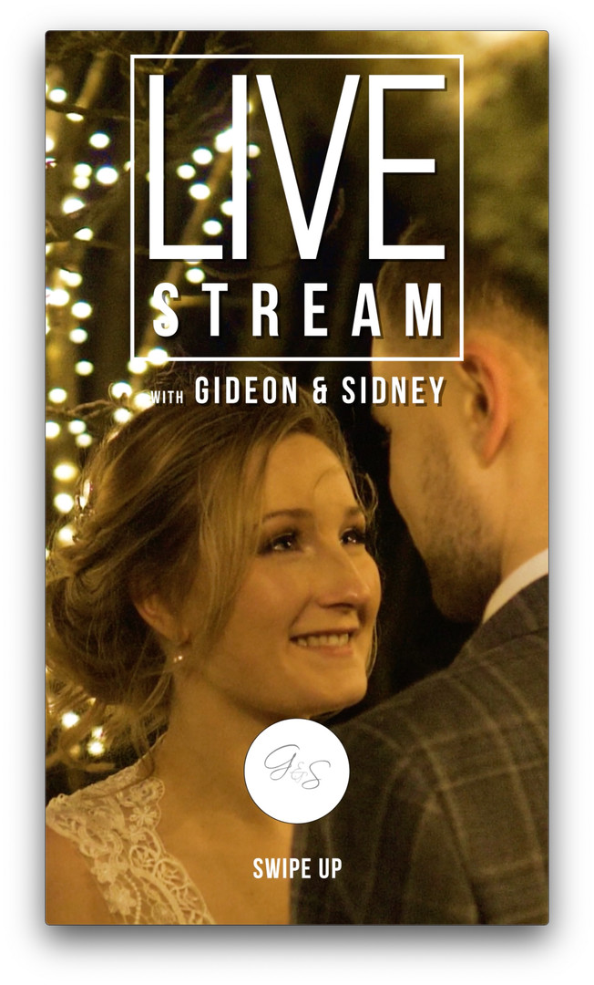 Live Stream With G&S