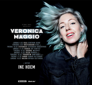 Turné med Veronica Maggio
